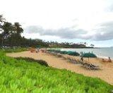 Picture of Wailea Beach in Maui, Hawaii.
