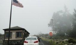 Haleakala State Park Entrance Booth