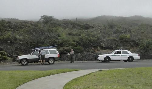 Crater Road Park Ranger