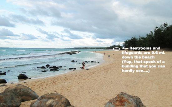 Baldwin Baby Beach on Maui
