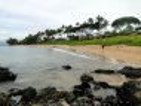 Picture of Ulua Beach, Wailea, Maui, Hawaii.