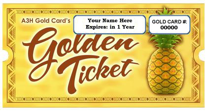 A3H Gold Card