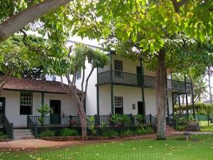 Baldwin Home Museum in Maui