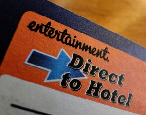 The Entertainment Book is a discount book that helps you save money on all of your entertainment purchases. Think of the Entertainment Book as a giant coupon book. There are over different Entertainment Books published annually that offer discounts on local goods and services.