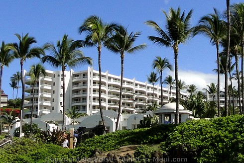 Picture of the Fairmont Kea Lani on Maui, Hawaii.