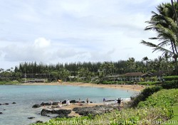 Picture of Napili Bay, Maui.