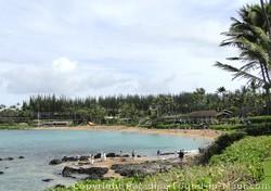 Picture of Napili Bay, Maui.