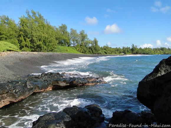 Beach at Hana Kai Resort