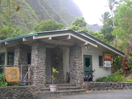 Picture of the Hawaii Nature Center on the island of Maui