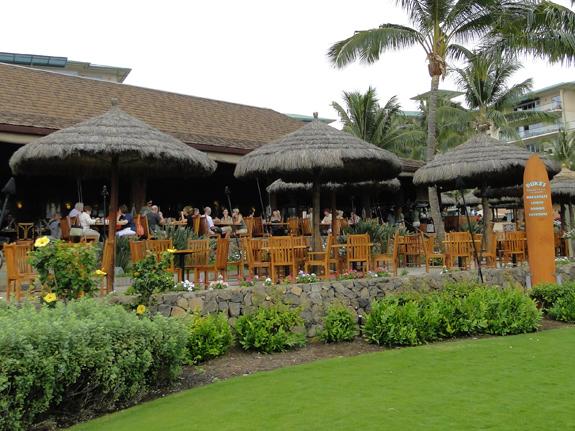 Duke's Beach House at the Honua Kai Resort Maui Hawaii