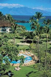 Kaanapali Beach Hotel grounds