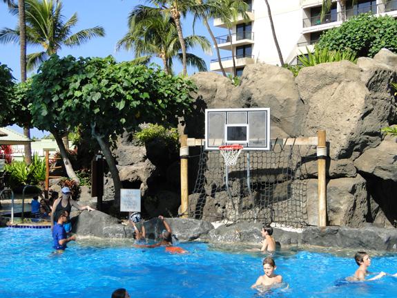 hotels in maui marriott ocean club pool