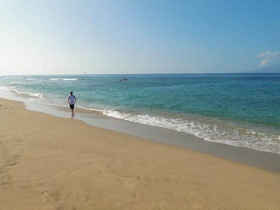 Kaanapali Beach in Maui