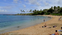 Picture of Kapalua Beach in Kapalua, Maui, Hawaii