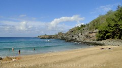 Picture of Mokuleia Bay Slaughterhouse Beach in Kapalua, Maui, Hawaii
