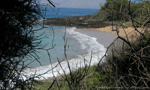 Little Beach, Maui, Clothing Optional