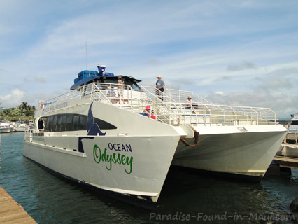 Maalaea Harbor Ocean Odyssey