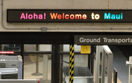 Maui Airport In Kahului Handy Facts For Travelers