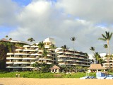 Picture of the Sheraton Hotel and Resort in Kaanapali, Maui, Hawaii.