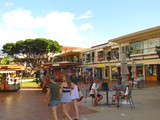 Picture of Whaler's Village in Kaanapali, Maui, Hawaii.