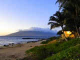 Picture of Kamaole III Beach in Kihei, Maui, Hawaii.