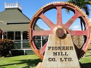 Free historic site in Lahaina, Maui