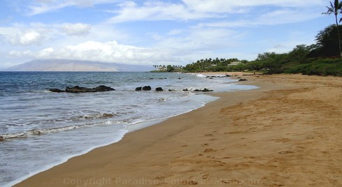 Picture of Poolenalena Beach in Maui