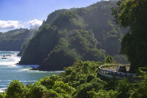 Hotels Near Hana Hi
