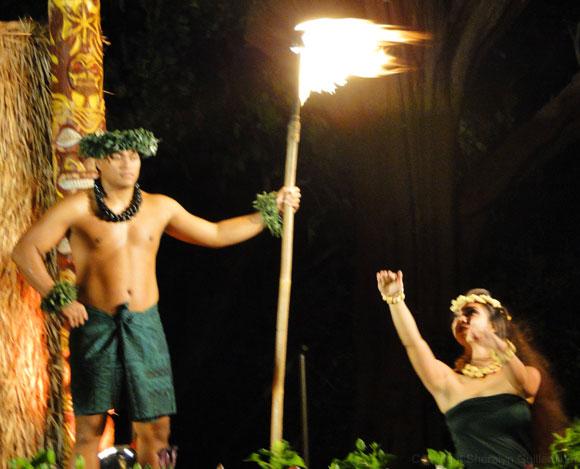 Review Of Sheraton Luau In Maui