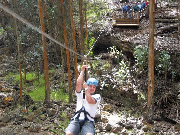 Skyline Eco Adventures Haleakala Maui zipline