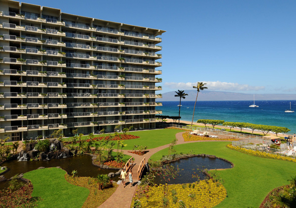The whaler maui kaanapali beach aston 39 s condo rentals in for Nicest hotels in maui
