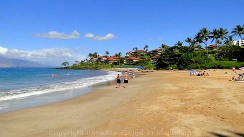 Picture of Polo Beach in Wailea, Maui