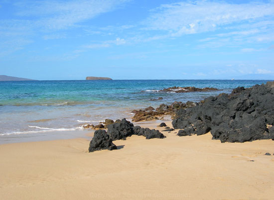 Little Beach (best Nude Beach on Maui)