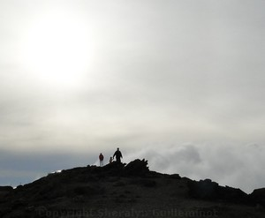 summit silhouette