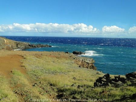 South east coast of Maui