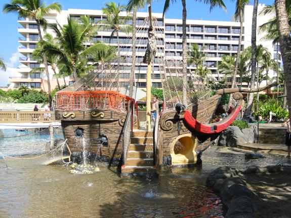 Hotels in maui kids pool