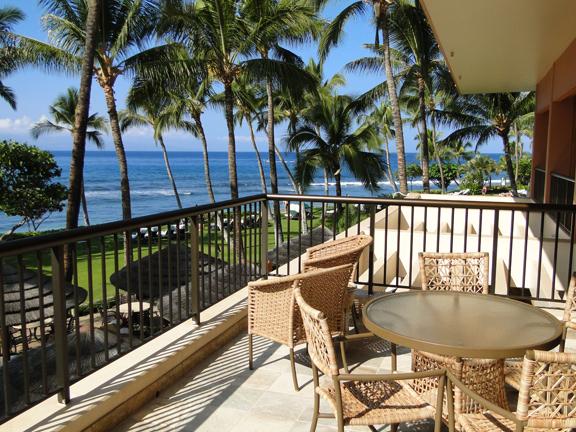 Marriott Maui Ocean Club ocean view