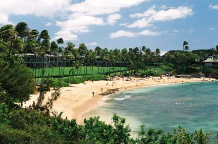 Picture of Kapalua Beach, Maui, Hawaii