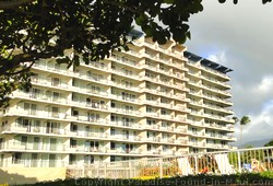 Picture of the Whaler Resort at Kaanapali, Maui, Hawaii.