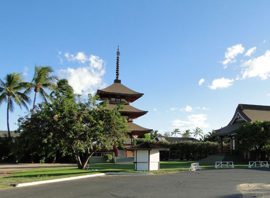 Lahaina Jodo Mission on Maui