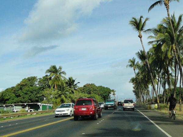 travel tips for Maui rent a car