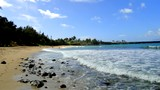 Picture of D. T. Fleming Beach in Kapalua, Maui, Hawaii.