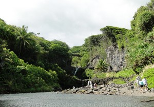 Oheo Gulch (Seven Sacred Pools)