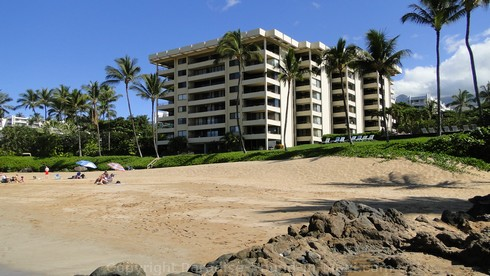 Picture of the Polo Beach Beach Club, Maui, Hawaii