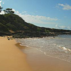 Nude Beach on Maui
