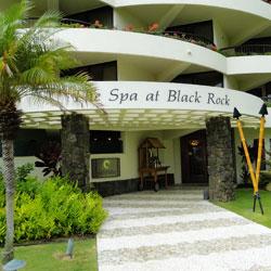 The Spa at Black Rock exterior view