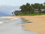 Picture of Keawakapu Beach, Maui, Hawaii.