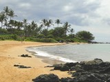 Picture of Mokapu Beach, Maui, Hawaii.