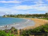 Picture of Wailea Beach, Maui, Hawaii.