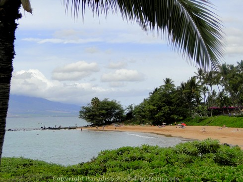 Picture of Ulua Beach, Wailea, Maui, Hawaii